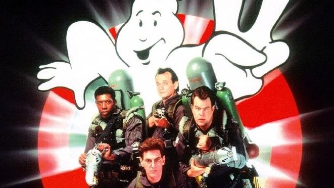 Постер к к/ф «Охотники за привидениями 2», 1989 г.