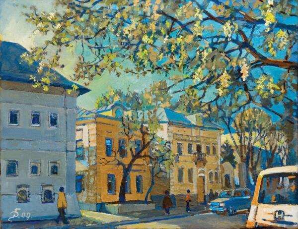 Григорий Фирер, Весна на Пречистенке, 2009