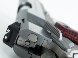 Пистолет Slim Hawg. Почему его называют «малый канадский Кольт»?