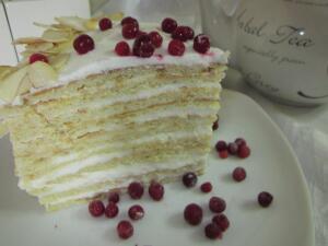 Как испечь торт... на сковородке?