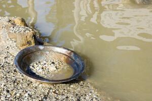 Как люди добывали золото? «После Рима» и до наших дней