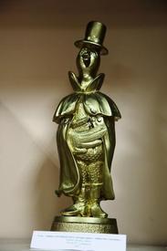 Гусь - символ петербургского литературного общества