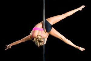 Кому доступен Pole dance? Часть 2