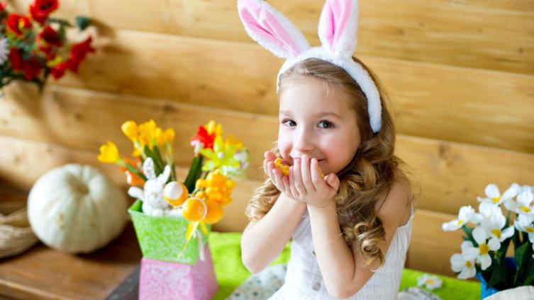 Скоро Пасха. Как объяснить ребёнку значение праздника?