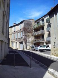 Улочки одного из городов Прованса.