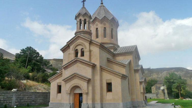 Церковь св. Степаноса