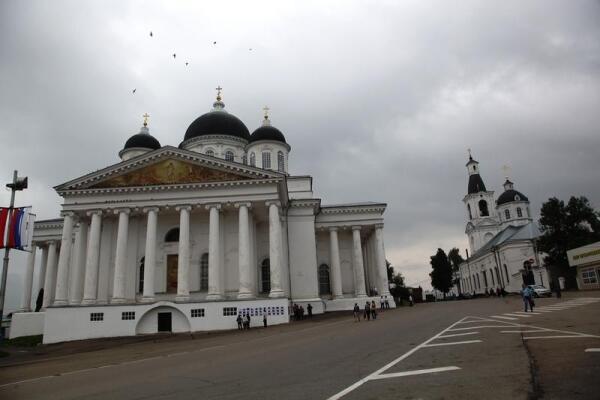 Почему в Арзамасе открылся музей Патриаршества на Руси?