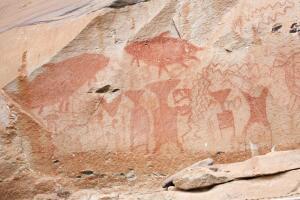 Как давно человечество применяет краски?