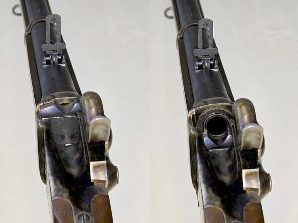 Карабин и винтовка Шарпса обр. 1849 г. Каким было первое в истории массовое снайперское оружие?