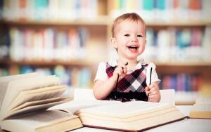 Как при помощи ниточки приучить ребенка читать?