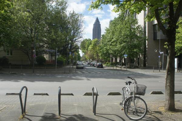 Одна из городских улиц