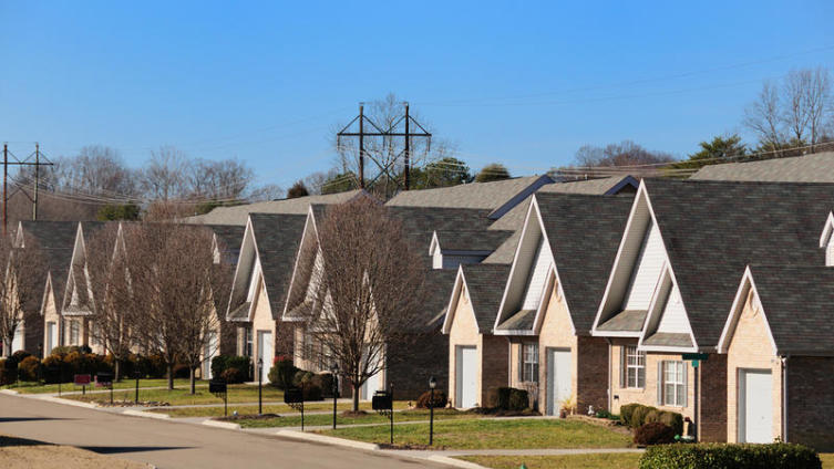 Как строят жилые дома в США?