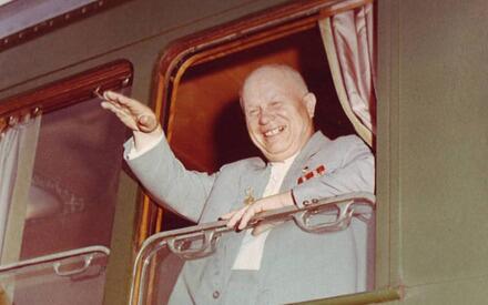 Никита Хрущёв, 1962 год