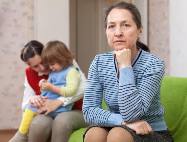Часто родительская обида является отражением их страха одиночества