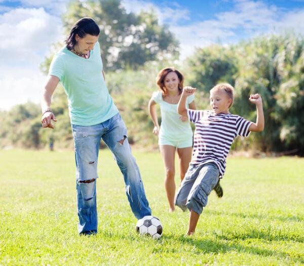 Вспомните о хороших моментах, проведённых с родителями