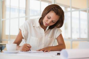 Брать ли в руки ручку, или Полезно ли писать от руки?