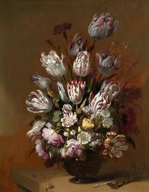 Ханс Болоньер, Букет, 1639, 68х53 см, Rijksmuseum, Амстердам, Нидерланды
