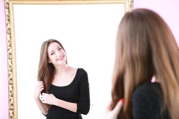 Порепетируйте перед зеркалом