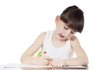 Красивый почерк у ребенка. Насколько это реально?