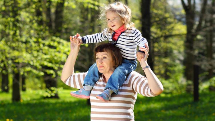 Проводите больше времени с ребенком в активном движении