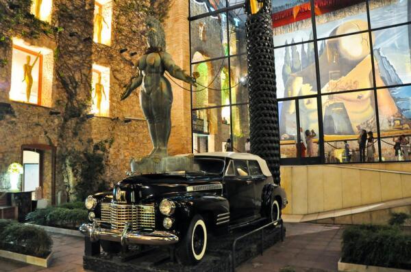 Музей Дали в Фигерасе, Испания