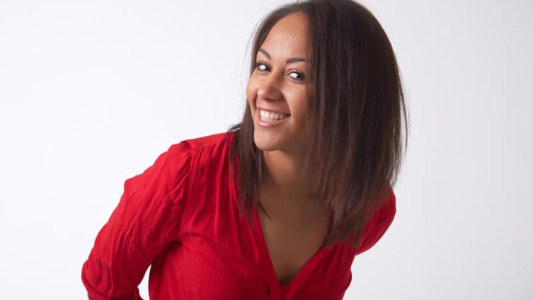 Красный цвет: я уверена в себе, я жизнерадостна и полна энергии!