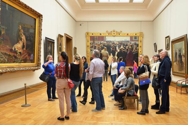 Третьяковская галерея, Москва