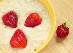 Каша на завтрак - это хорошо?
