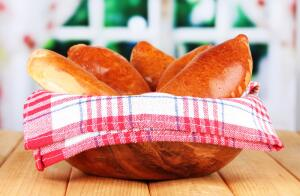 Как приготовить вкусные пирожки на кефире?