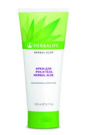 Крем для рук и тела Herbal Aloe