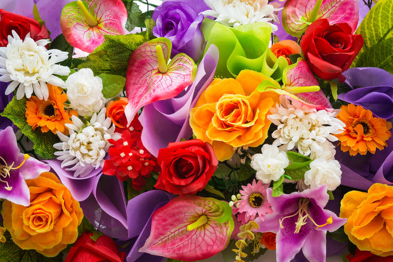 цветов