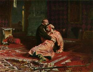 Какими они были, эти страшные русские цари? Иван Ужасный