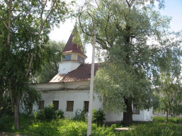Куполов у сортавальской церкви Иоанна Богослова нет