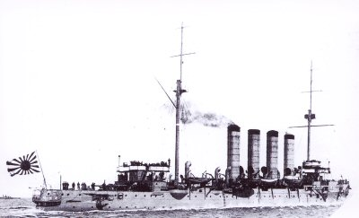 Крейсер «Соя»