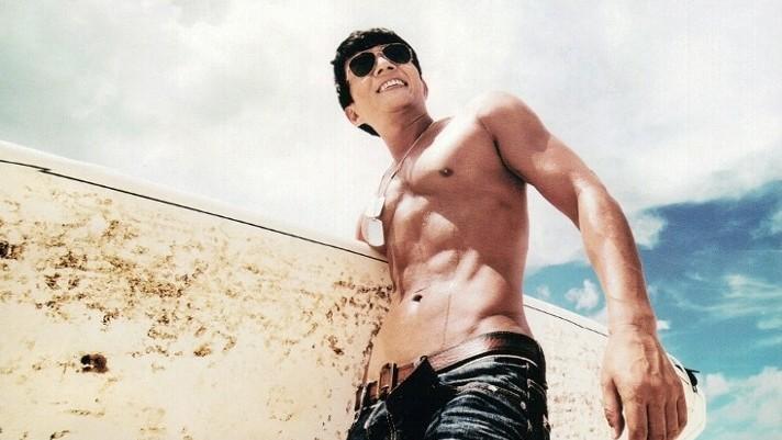 Ли Бом Су, 44-летний актёр из Южной Кореи