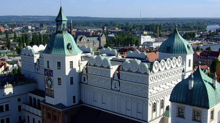 Штеттинский замок, Королевство Пруссия, место рождения принцессы Софии