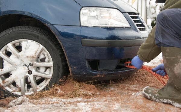 Каковы правила буксировки автомобиля на гибкой сцепке? Часть 2