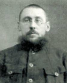 Афиноген Аргунов, полковник Генштаба белой армии