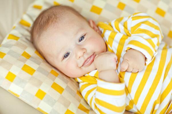 Спокойный новорожденный - это возможно?