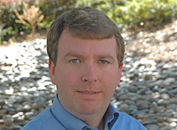 Джек Смит, один из основателей  Hotmail