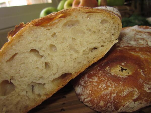 Как приготовить хлеб дома? Чиабатта