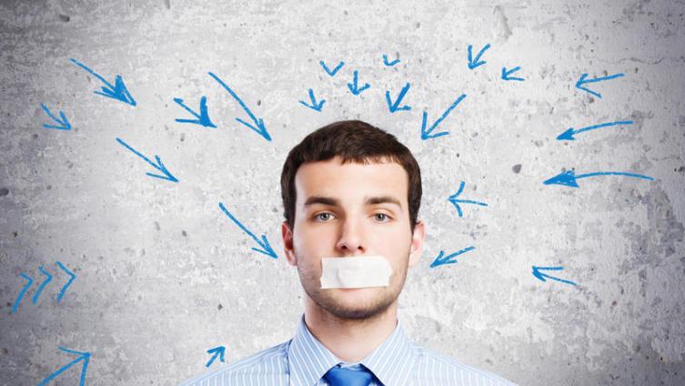 Сократи концентрацию слов в своей жизни ...