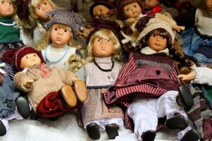 Играть в куклы – не значит впадать в детство. Играть в куклы – значит хранить кусочек детства у себя в душе!