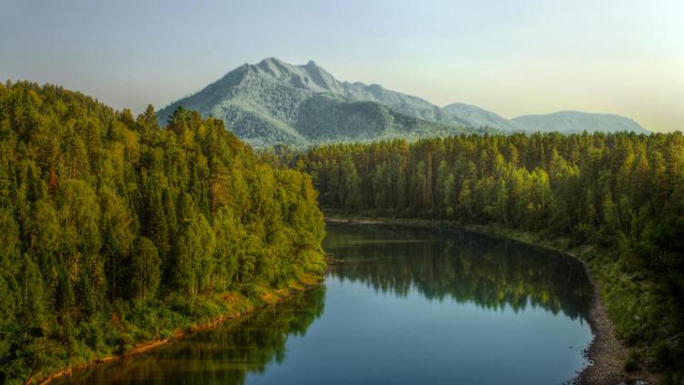 Где-то в Сибири, по легенде, спрятана «Золотая Баба», найти которую мечтает каждый кладоискатель...