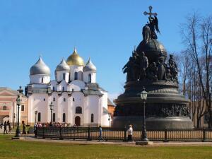 Чем мне запомнился Великий Новгород?