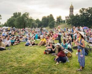 Что может быть лучше, чем лето, музыка и отдых на природе? Этно-фестиваль «Музыка над рекой»