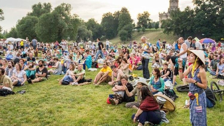 Фестиваль «Музыка над рекой», 7 июня 2014