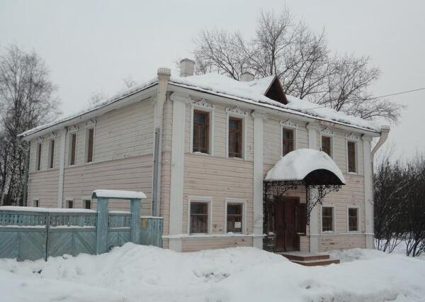 Дом-музей художника Верещагина
