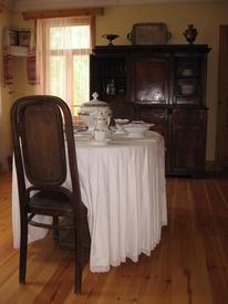 Столовая комната (буфетная)