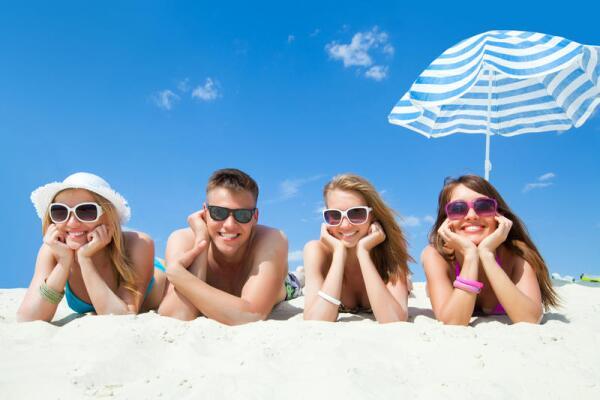 Солнечные ванны. Как влияет загар на здоровье?